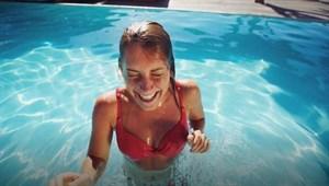 Dikkat, havuzdan bulaşıyor!