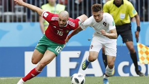 Amrabat'tan olay iddia: 'Hakem, Ronaldo'nun formasını istedi'