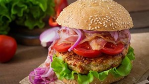 Evde hamburger yapmak çok kolay
