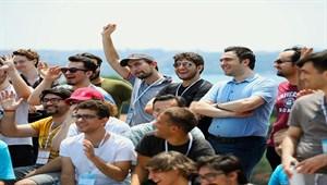 Geleceğin Bilgisayar Mühendisleri 3. inzva Algoritma Kampı'nda buluştu!