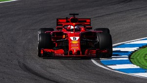 Formula 1 Almanya Grand Prix'si ile devam ediyor