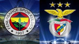 Fenerbahçe - Benfica maçının tarihi belli oldu!