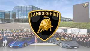 Lamborghini'nin satış rekoru Urus'tan bile önce geldi