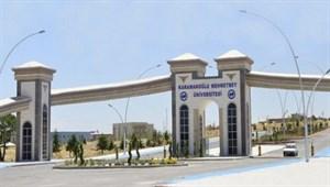 Karamanoğlu Mehmetbey Üniversitesi'nden İsrail'e kınama