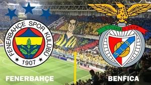 Fenerbahçe, Benfica karşısında tur peşinde