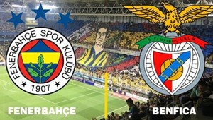 Fenerbahçe - Benfica (Canlı Skor)