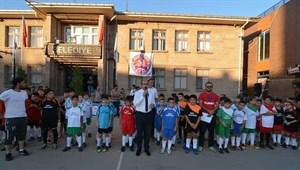 Sandıklı Belediyesi'nden sokak futbol turnuvası