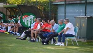 Samet Aybaba'dan U21 takımına yakın takip