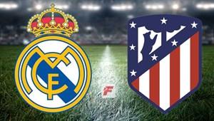 Real Madrid - Atletico Madrid hangi kanalda, saat kaçta?