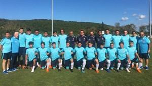 U17 Milli Takımı, Letonya'yı 2-0 yendi