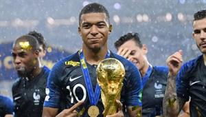 Ne Messi ne Ronaldo, Dünya Kupası fenomeni Mbappe