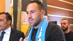 Fenerbahçe ve Beşiktaş derken David Ospina Napoli'ye transfer oldu