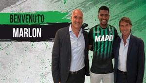 Marlon resmen Sassuolo'da!