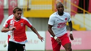 Ümraniyespor - Adanaspor maç sonucu: 2-1