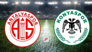 Antalyaspor - Konyaspor (CANLI)