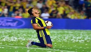 Giuliano'dan Fenerbahçe'ye veda
