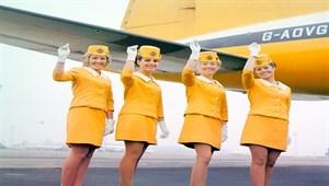 Havayollarının 50 Yıl Önceki Uçak İçi İkram ve Hizmetleri