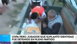 Maçtan çıktı, tutuklandı!