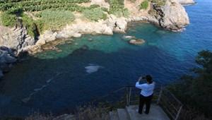 Gazipaşa'nın cennet koyları keşfedilmeyi bekliyor