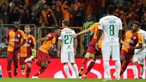 Galatasaray, devler liginde perdeyi 3 puanla açtı