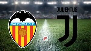 Valencia - Juventus maçı hangi kanalda, saat kaçta?