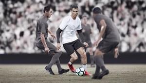 Cristiano Ronaldo'ya özel krampon!