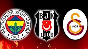 Galatasaray ve Beşiktaş, Fenerbahçe'ye fark attı!