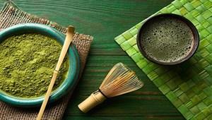 Yeşil Antioksidan Deposu! Çayı Yapılıyor...
