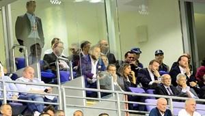 Ali Koç gollere dayanamadı, Comolli'nin yanından kalktı!