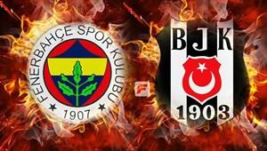 Fenerbahçe - Beşiktaş derbi maçı ne zaman, saat kaçta, hangi kanalda?