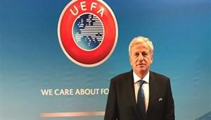 """Servet Yardımcı: """"EURO 2024'ün Türkiye'ye verilmesi için çok fazla sebep var"""""""