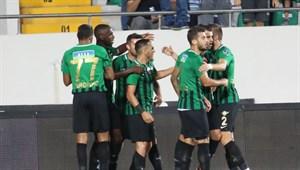 Akhisarspor, ilk galibiyetini Galatasaray'a karşı aldı!