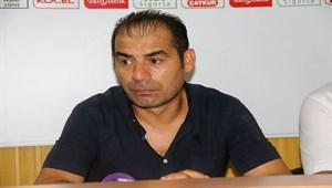 Metin Diyadin: Maç şansı bizden yanaydı