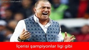 Galatasaray Akhisar'a kaybedince capsler patladı