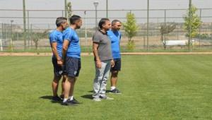 Amed Sportif Faaliyetler'de futbolcular antrenmana çıkmadı