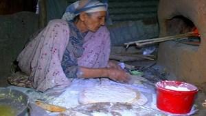 91 yaşındaki Çiçek Nine'nin uzun yaşam formülü