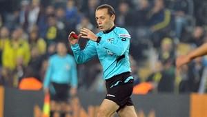 Cüneyt Çakır, Al Ittihad - Al Wehda maçını yönetecek