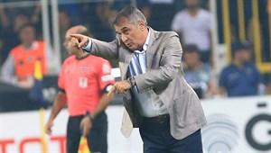 Şenol Güneş'ten Kayserispor maçı açıklaması!