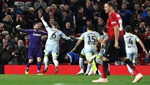 Lampard, Mourinho'yu kupanın dışına itti!